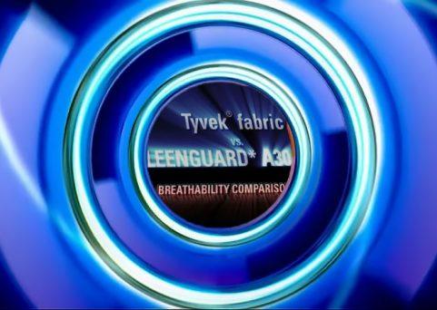 TYVEK* vs KLEENGUARD*