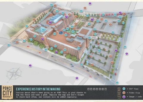 Ponce City Market Virtual Tour