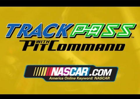 NASCAR Track Pass
