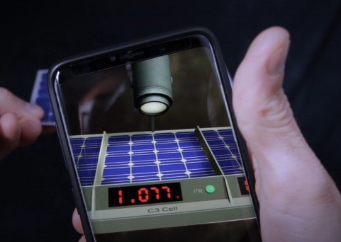 Solar Cell Demo - AR Visualizer